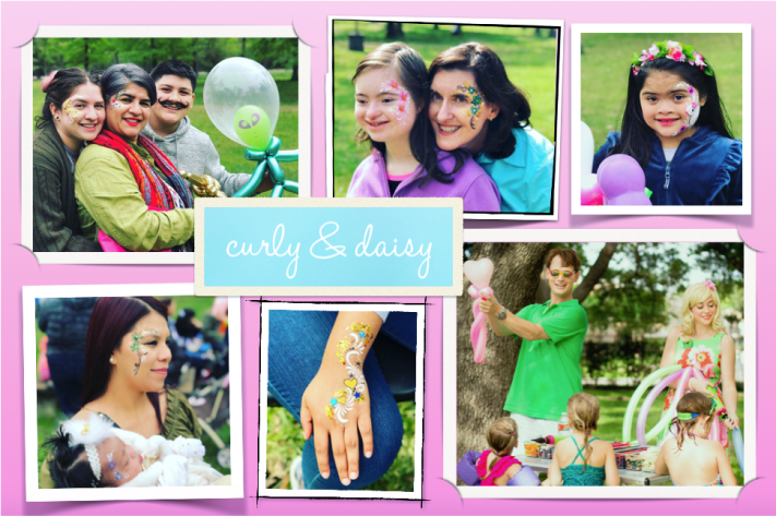 Curly & Daisy Fundraising Events